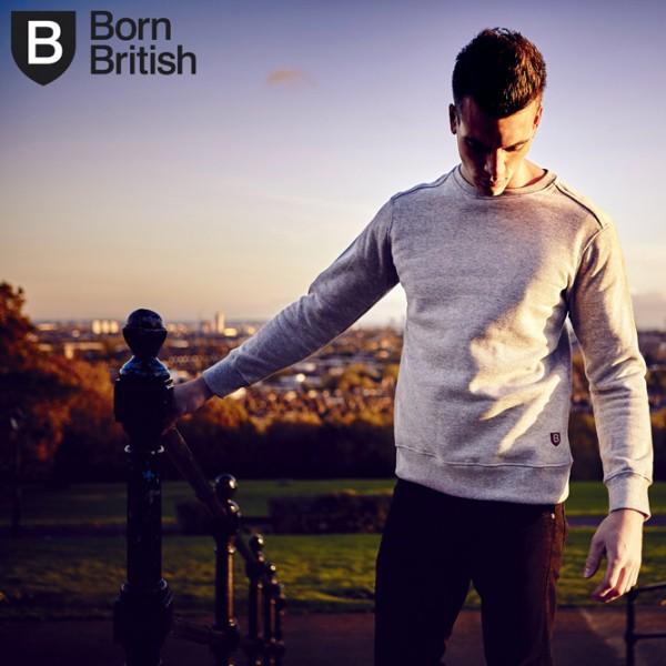 Born British