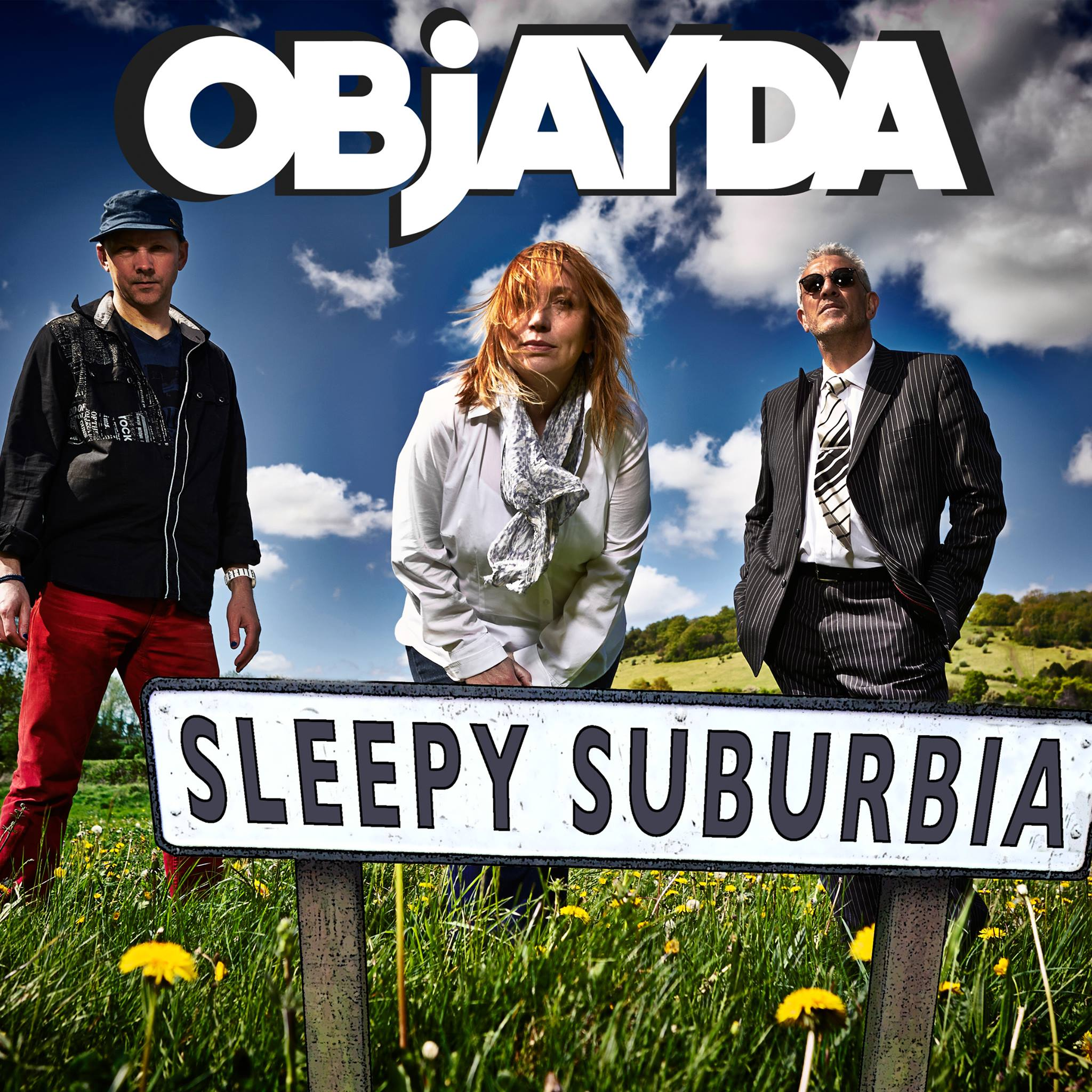 ObjayDa-Sleepy Surburbia